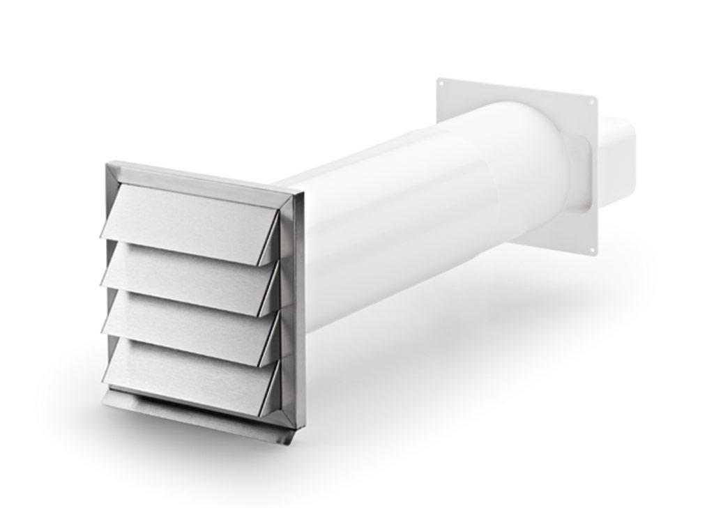 Klima-E flow 150 Mauerkasten
