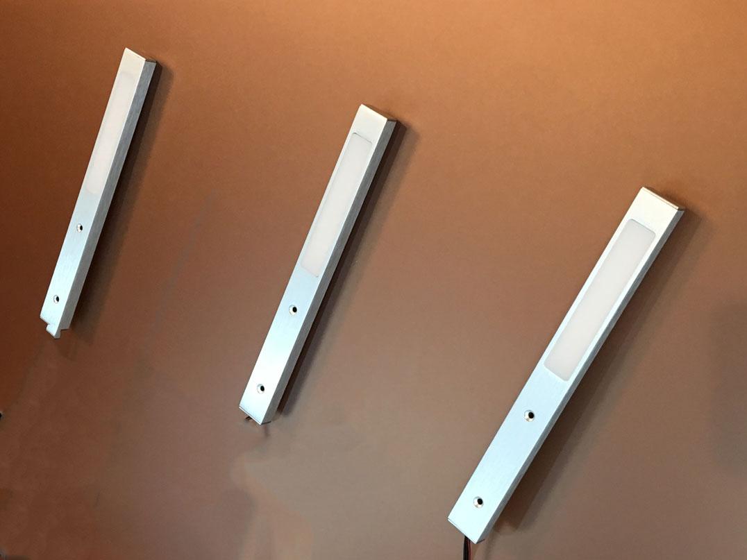 LED Unterbauleuchten 3-erSet Power