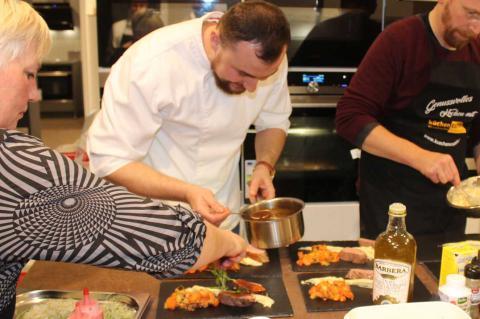 Kochevent Kulinarische Weltreise