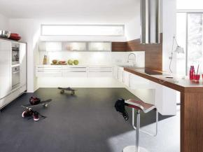 Design-Küche Alno Charme magnolia