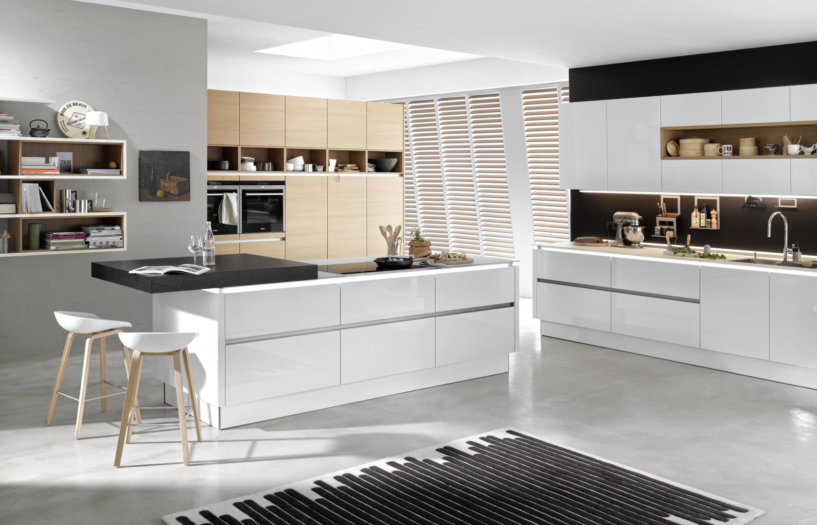 Grifflose Küchen online planen & kaufen  küchenEXPERTE Hannover
