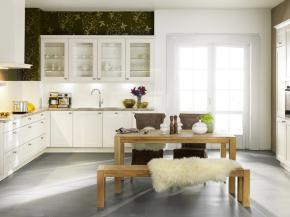 Landhausküche Windsor Lack 722 - Magnolia softmatt