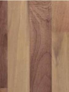 Massivholz Arbeitsplatte Nussbaum europäisch keilgezinkte Lamelle