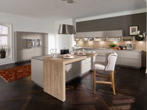 Moderne Alno Küche Dur-Fango