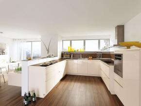Moderne Küche Alno-Star-Charme