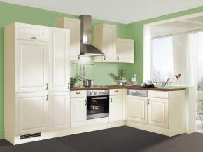 Küche modern: Pino mit Kassette Magnolia
