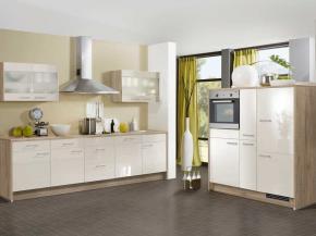 Küche modern: Küchenzeile mit Block Pino