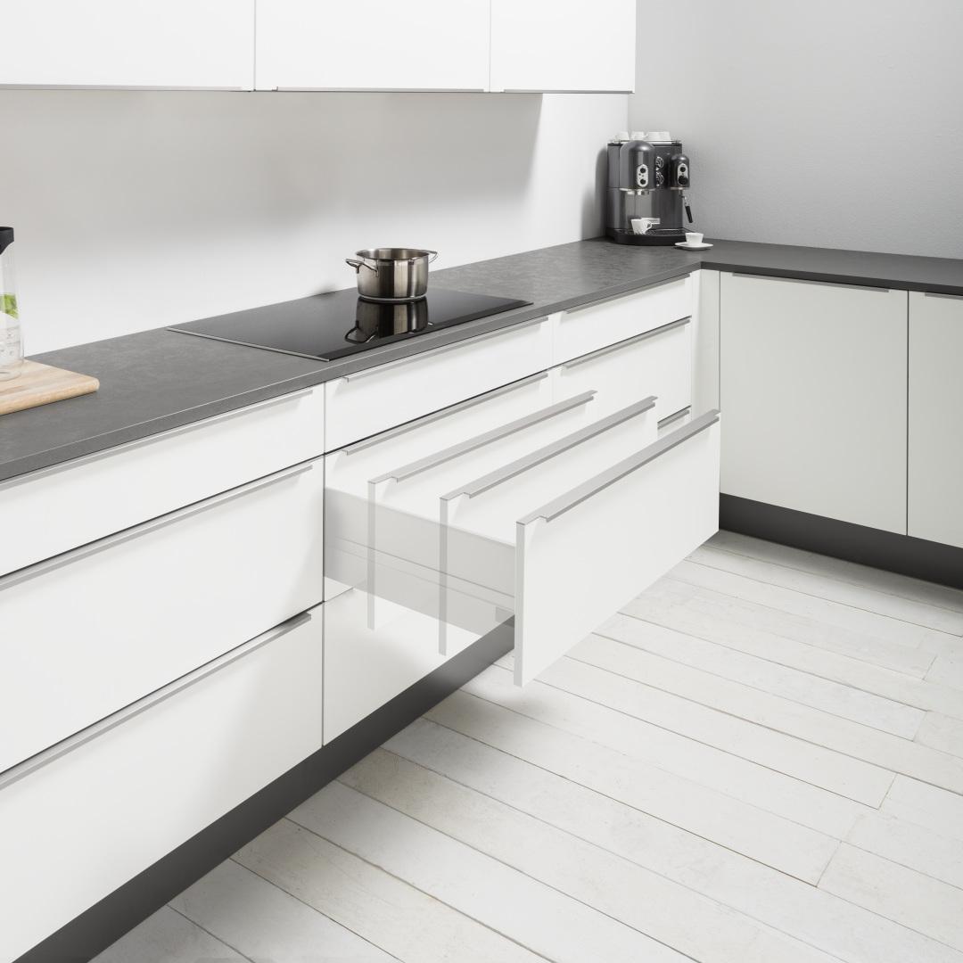 Schubladenauszug Nolte Küche. Siemens Geräte In Ikea Küche