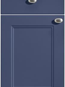 Nolte Windsor 72B Blaubeere Softmatt