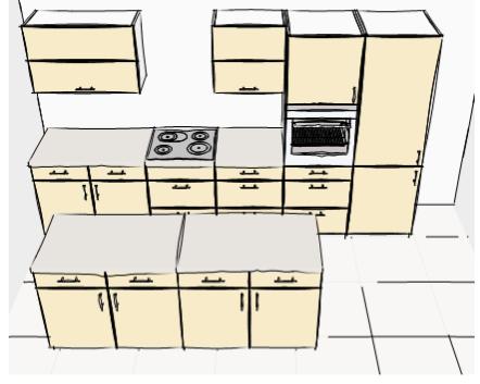 Wir modernisieren Ihre Einbauküche oder Küchenzeile