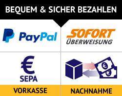 Bequem & sicher zahlen